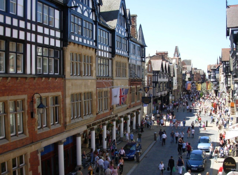 Chester - Angleterre
